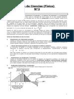 Guía Nº 3 Aceleración y Leyes de Newton.