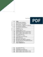 Cons III Modelación