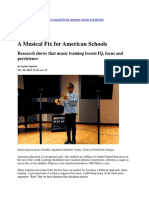 WSJ a Musical Fix for American Schools(3)