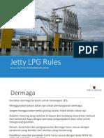 Resume LPG Rules
