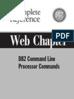 DB2 Command Line