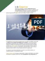 Empresas_definición