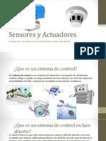 1.Sensores y Actuadores