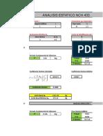 Control Deformacion Nch2369