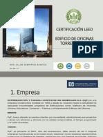 Leed_edificio de Oficinas_ver Final