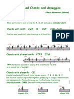 Extended Chords 1