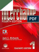 Cambridge - Interchange 1 Teacher_s Book
