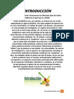 Tipologia de Textos Academicos