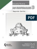 Cartilla de Naturales Miguel Nueva