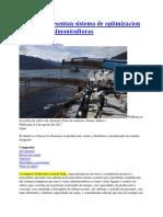20170810 Presentan Sistema de Optimizacion Para Flotas Salmonicultoras