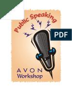 Manual Public Speaking