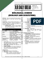 ODB - Bio (Ecology)