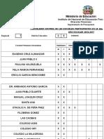 Distrito 07-01 Tenares