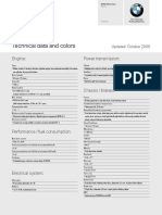 Bmw f800s Datasheet