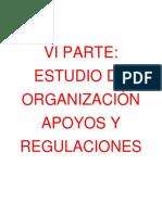 Estudio de Organizacion