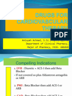 Drugs for Cardiovascular