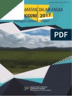 Kecamatan Padangguni Dalam Angka 2017