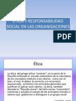 Responsabilidad Social Empresarial.