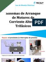 s03 Arranque Motores Trifásicos