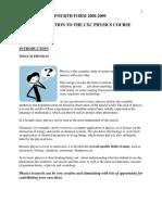 Fourth Form Intro 2006