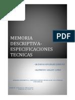 Memori Descriptiva ENTREGA