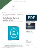 CodigoFacilito - Curso de Creación de Bots - Bacterias