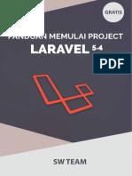 Panduan Memulai Project Laravel 5.4 v160617