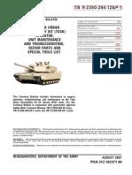 TB 9-2350-264-12&P-1 - M1A1 Abrams Tank Urban Survivability Kit ( TUSK)