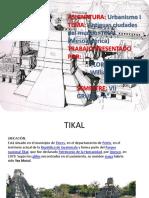 Diapos Tikal