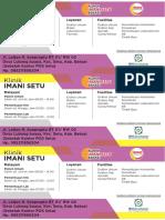 Klinik Imani Setu_Leaflet