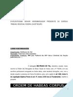 Habeas Corpus Crime Ambiental Principio Insignificancia Bagatela Desmatamento PEN PN365