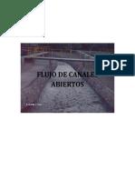 Flujo en Canales Abiertos 1