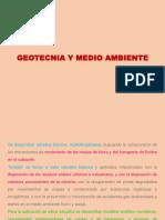 Geotecnia y Medio Ambiente