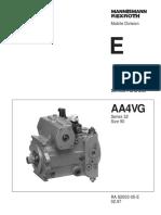 A4VG 32 Series Size 90_Service Parts List