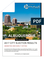 2017 City Election Results