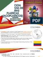 Asociacion Colombiana de Industrias Plasticas (Acoplasticos) Part 1