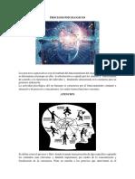 Psicofisiologia Procesos Psicologicos Atencion Sandra Gaona