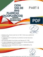 Asociacion Colombiana de Industrias Plasticas (Acoplasticos) Part 2 Presentation