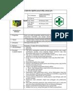 7.1.1.c SPO Menilai (Survey) Kepuasan Pelanggan