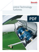 Rexroth D&C for Wind Turbines