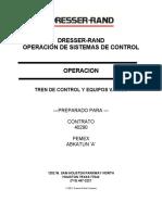 Operacion Sistemas Control DR Manual