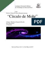 Círculo de Mohr