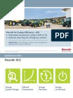 Rexroth-Klaas-Rexroth for Energy Efficiency