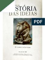 1999-Livros de Uma Vida Critrios e Modalidades de Constituio de Uma Livraria Particular No Sculo XVIII