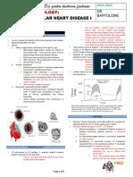 Valvular Heart Diseases Part 2 - Dr. Bartolome