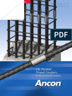 Ancon CXL Coupler Brochure International Version 2015