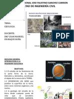 1ra.  Introduccion Geologia