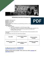 1 PR Marketing Internship at the Borgen Project