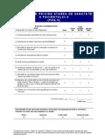 PHQ9_Romanian for Romania.pdf