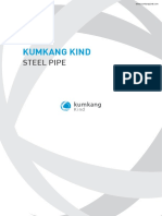 Kumkang Kind Pipe